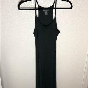 Banana Republic Black Summer Maxi Dress